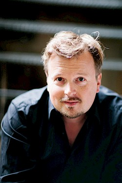 Franz Vitzthum, Countertenor, Photo: Angie Ernst